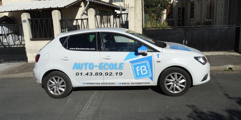 Auto Ecole Fontenay Sous Bois - Bienvenueà FB Autoécole Autoécoleà Valenton et Fontenay Code et Permis